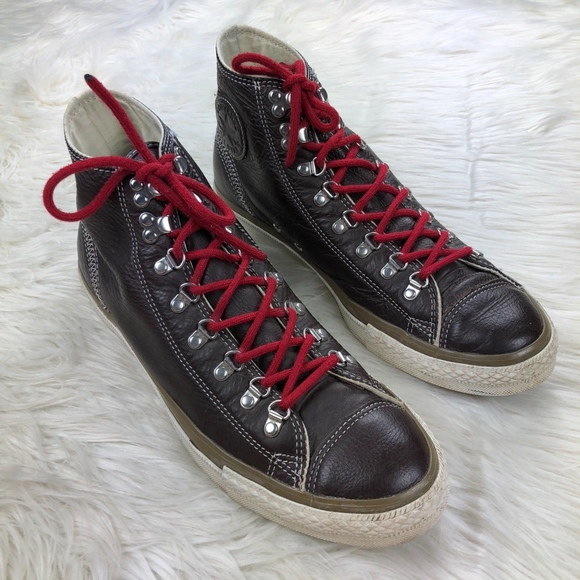 9b9482430ae Converse Other - Converse All Star Men s 11 Leather High Tops